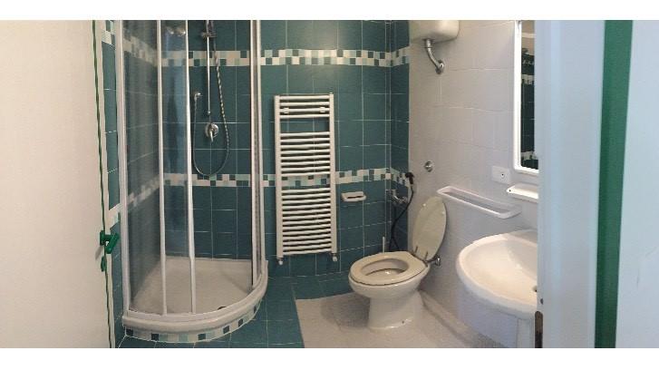 foto: bagno della camera